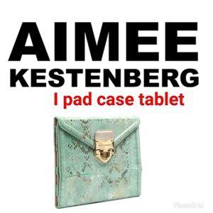 Aimee kestenberg iPad tablet case NWT #poshmark